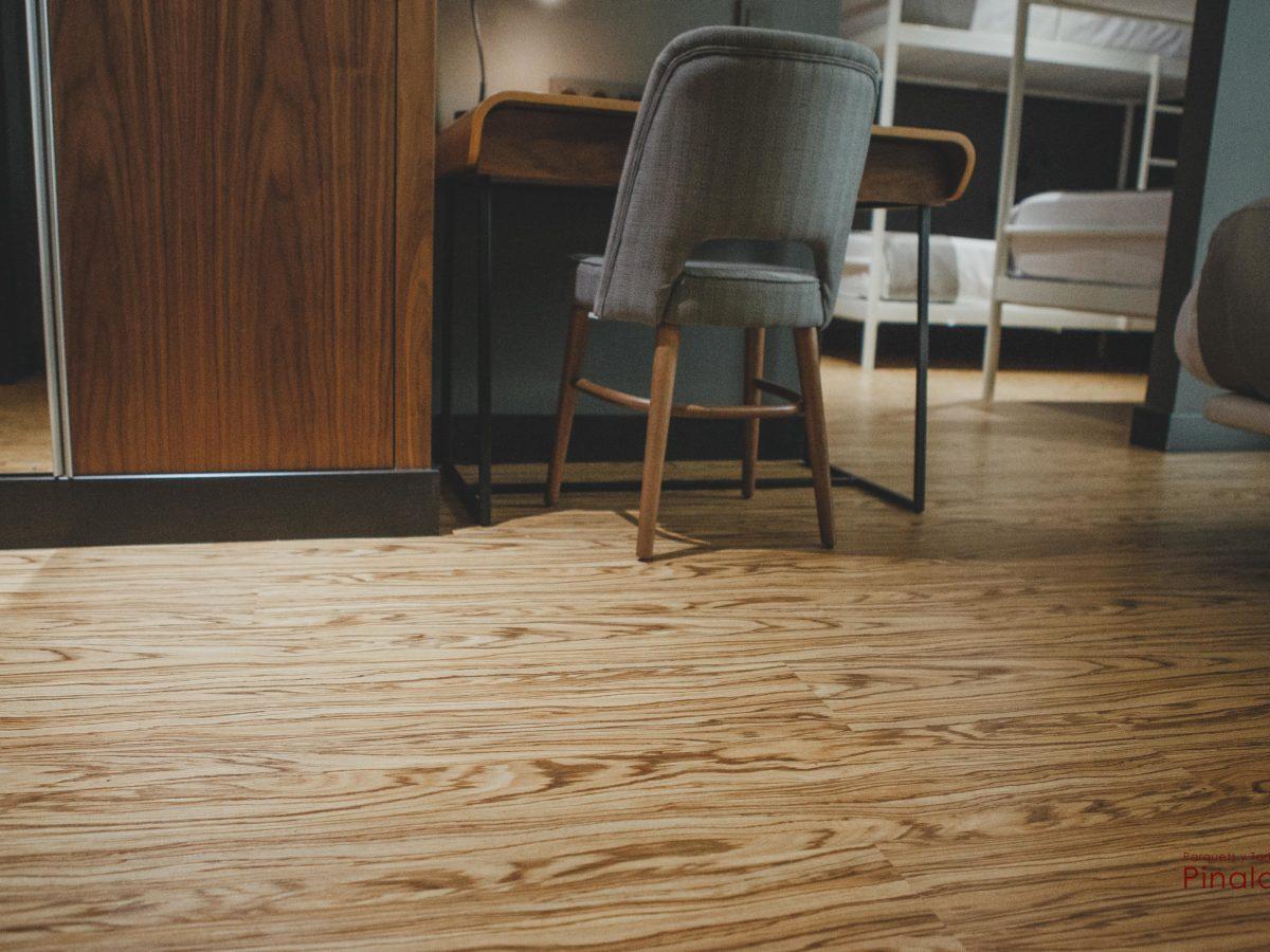 4 Razones para  utilizar suelo de PVC en un Hotel